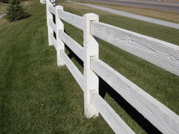 Забор-ранчо