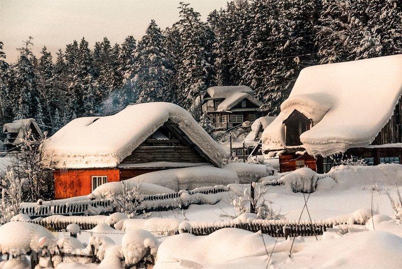 Советы, как подготовить дачу к зиме