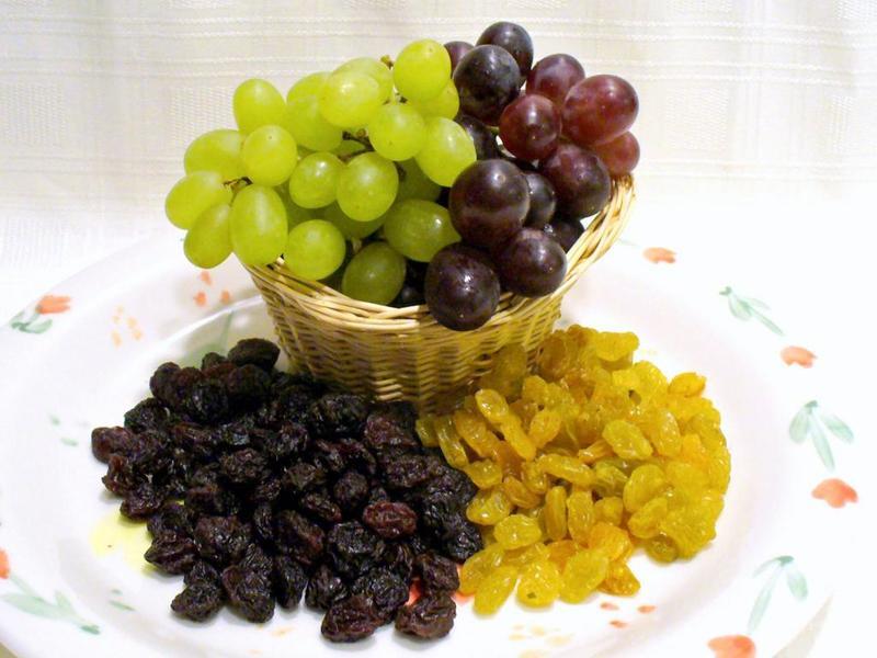 Высушить изюм в домашних условиях. Сушка винограда в электросушилке