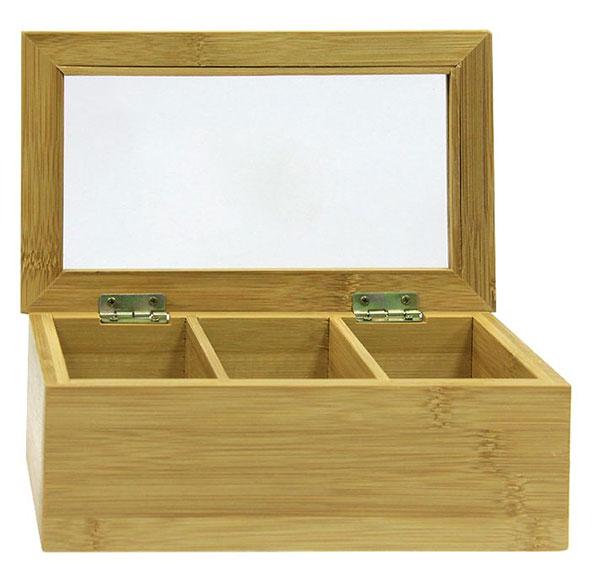 Ящик с отсеками