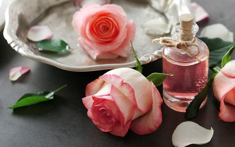 Лосьон для кожи из роз