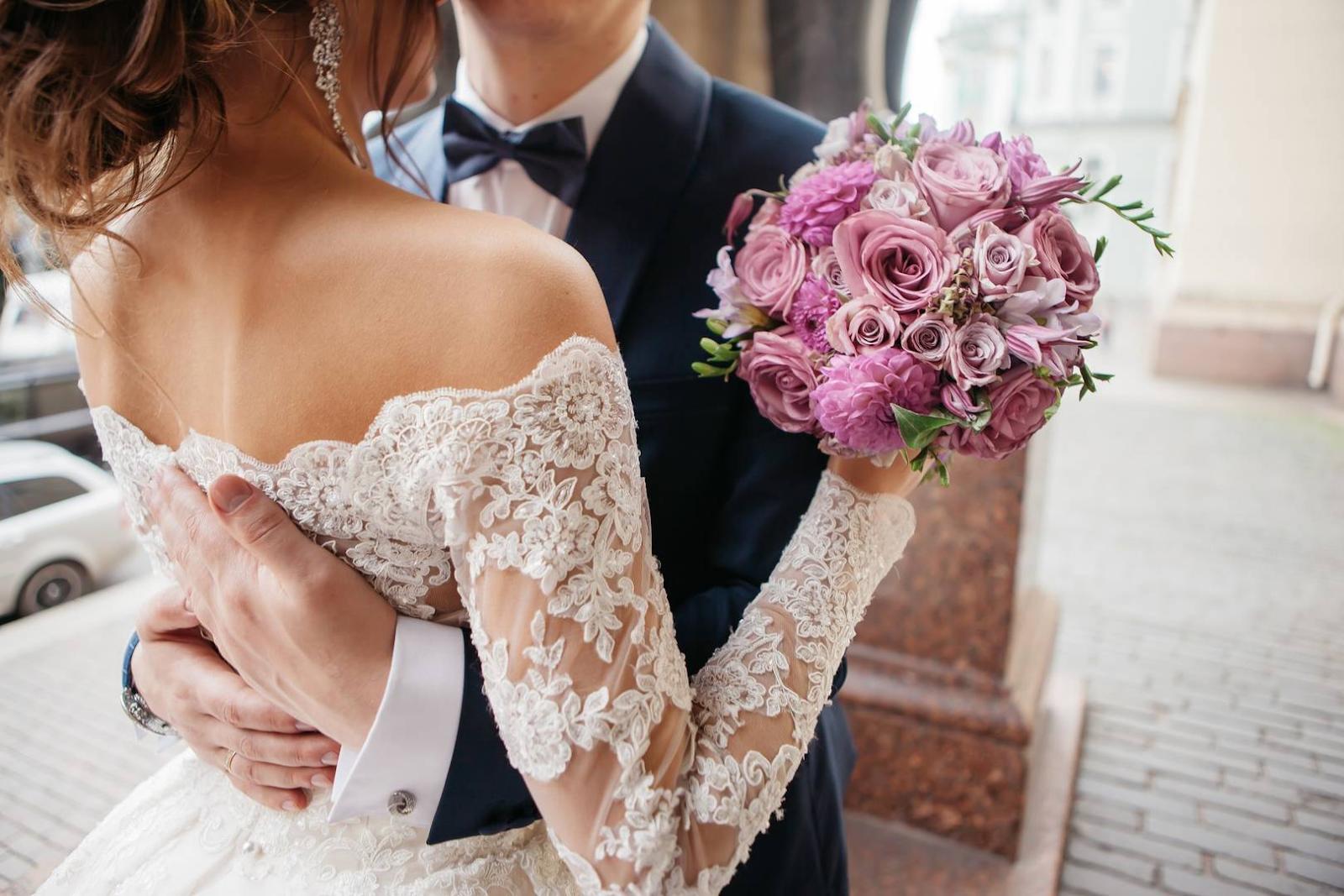 Букет невесты своими руками из живых цветов — как сделать красивую композицию